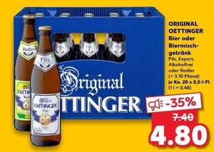 Kaufland ab dem 23.09.21 Oettinger für 4,80€ evt. Lokal