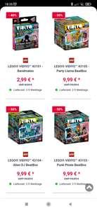 LEGO VIDIYO bei ROFU -40% bis -60%, z.B. LEGO VIDIYO 43110