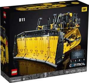 [Vorbestellung] LEGO® Technic 42131 Appgesteuerter Cat® D11 Bulldozer
