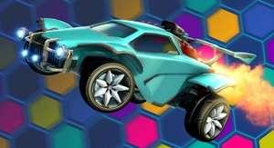 """Rocket League - gratis Fiesta Latina-Pack mit den """"Acero-Florentina""""-Rädern und drei Spielerhymnen [Playstation, Xbox, Nintendo Switch, PC]"""