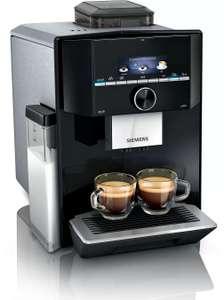[Für uns Shop] SIEMENS Kaffeevollautomat EQ.9 s300 Schwarz TI923509DE