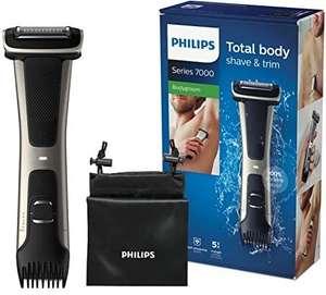 Philips BG7025/15 Bodygroom Series 7000 mit integriertem Kammaufsatz (3 bis 11 mm) [Amazon]