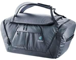 deuter AViANT Duffel Pro 90 2020 Model Unisex Reisetasche in schwarz, lieferbar ab 30.09.21