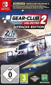 Gear Club Unlimited 2 - Tracks Edition Nintendo Switch