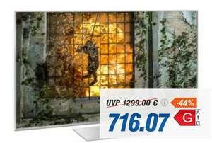 PANASONIC TX-55HXX979 LED TV (55 Zoll (139 cm), 4K UHD, Smart TV, Quattro Tuner, HDR, USB-Aufnahme, Sprachassistent)