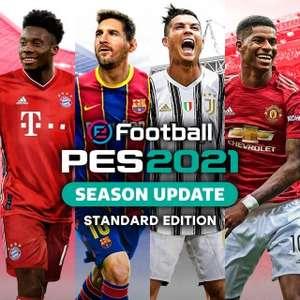 eFootball PES 2021 Season Update (PS4) für 2,99€ (PSN Store PS+)
