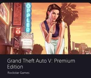 Grand Theft Auto V: Premium Edition [Digital]