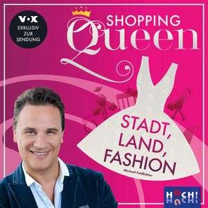 Shopping Queen: Stadt Land Fashion Familienspiel für 10€ (Müller Abholung)