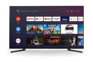 Sony KD-85XH9505 Full Array LED TV (85 Zoll (215 cm), Modell 2020, 4K UHD, Smart TV, Twin Triple Tuner, HDR
