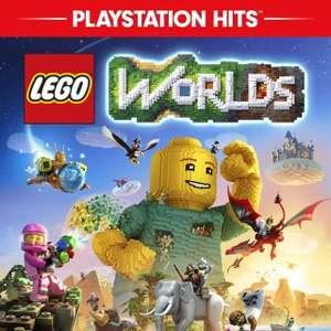 LEGO Worlds (PS4) für 3,38€ (PSN Store US)