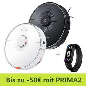 Roborock S7 (Weiß und Schwarz) bei einem großen Ebay Händler