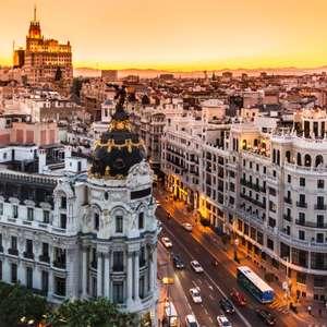 Flüge: Madrid, Spanien [Nov.-Dez.] Hin- & Rückflug ab Köln mit Ryanair