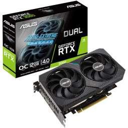 GeForce RTX 3060 Dual LHR O12G, 12288 MB GDDR6