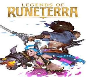 Legends of Runeterra: Epische Wildcard Loot-Paket#1 (PC) kostenlos (Prime Gaming)