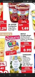 Kaufland, Nestlé Ceralien Riegel, 2 Packungen für 48ct