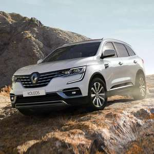 [Gewerbeleasing] Renault Koleos Intens Blue dCi 185 X-Tronic (185 PS) für ca. 145,99€ / Monat (netto), LF 0,33, GF 0,39, 36 Monate