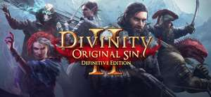 Divinity: Original Sin 2 - Definitive Edition (DRM Free - Via VPN RU)