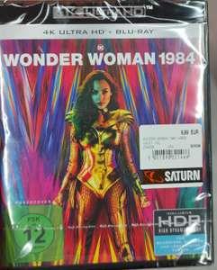 Wonderwoman 1984 4k Ultra HD BluRay Lokal Saturn Koblenz