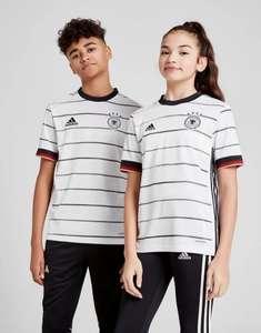 DFB Adidas Deutschland Home Trikot Kinder für 15€ @ JD Sports