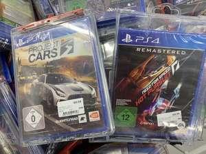 LOKAL - Project Cars 3 + NFS Hot Pursuit PS4 Saturn Augsburg