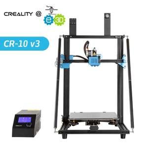 Creality3D CR-10 V3 großer 300 mm x 300 mm x 400 mm 3D Drucker