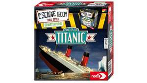 Noris Escape Room - 4 Erweiterungen zu je € 8,- + Grundspiel [Müller Abholung / Amazon]