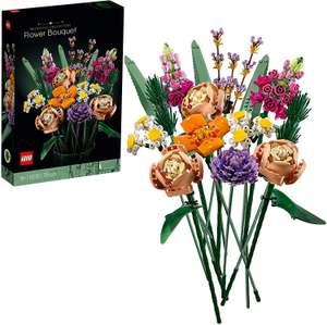 LEGO Creator Expert - Blumenstrauß (10280) für 34,19€ (Media Media Abhoung Club)