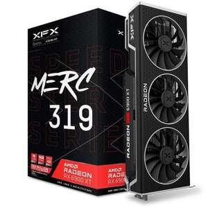 16GB XFX Radeon RX 6900 XT MERC319 GAMING BLACK Limited Edition (Retail)