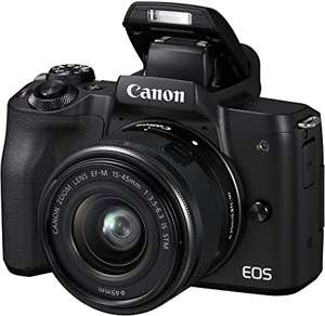 [Mediamarkt-Club] CANON EOS M50 Kit mit Objektiv 15-45 mm f/3.5-6.3