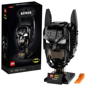 Wieder zum Bestpreis verfügbar! Lego 76182 DC Batman Helm
