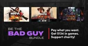 Humble Bundle be the Bad Guy ( Mafia 2 & 3 )