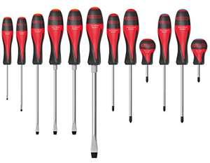 KS Tools 922.6080 Ultimate 12 Stück Schraubendreher