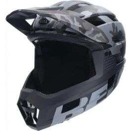Bell Super Air R Mips Flex Spherical Convertible MTB Helm mit abnehmbaren Kinnschutz