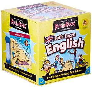 Brain Box Let's Learn English Lernspiel Quizspiel für Kinder ab 8 Jahren für 10,45€ (Amazon Prime & Thalia)