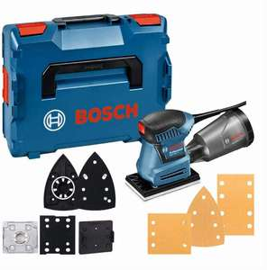 [Amazon] Bosch Professional Schwingschleifer GSS 160-1 A Multi (180 Watt, 1,6 mm Schwingkreis-Ø, in L-BOXX)