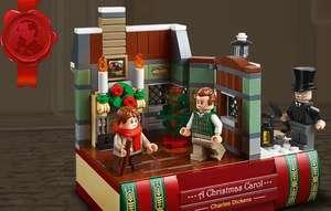 Charles Dickens Gratis GWP bei Bestellungen ab 150€ im Lego Shop