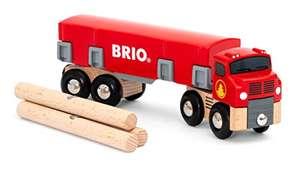 Brio World Holztransporter mit Magnetladung (33657) für 8,96€ (Amazon Prime)