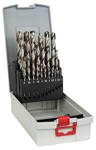 Bosch Professional Pro Box Metallbohrer Set HSS-G 135°, 25 tlg. 1,0-13,0 mm für 25,52€ (Amazon Prime)