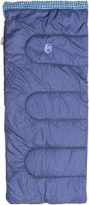 Coleman Schlafsack Pacific 205 Deckenschlafsack Camping, ultra-leichter Sommerschlafsack, Outdoor und Indoor nutzbar