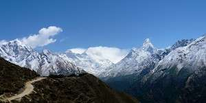 Mount Everest Basislager besuchen