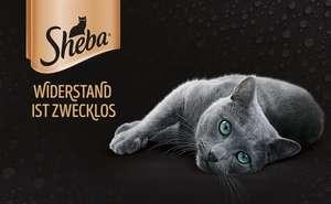 [Schick mir eine Probe] Gratisprobe Sheba Creamy Snack für Katzen
