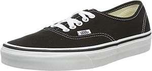 Vans Authentic Sneaker schwarz Größe 42