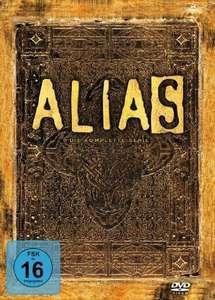Alias - Komplettbox Staffel 1-5 (29 DVDs) für 32,88€ (Amazon)