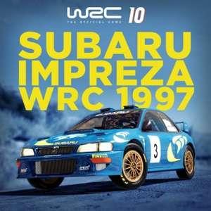 WRC 10 Subaru Impreza WRC 1997 DLC (Steam) kostenlos