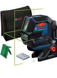 Bosch Professional Linienlaser GCL 2-50 G grüner Laser [Amazon Prime] [Best Preis]