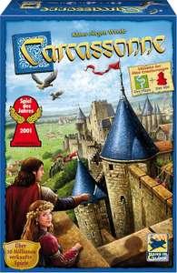 [Thalia Kultclub] Brettspiele Sammeldeal (67), z.B. Asmodee HIGD0100 - Carcassonne, Neue Edition