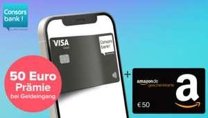 [alle unter 28] kostenloses Girokonto von Consorsbank plus 100€ für Geldeingang