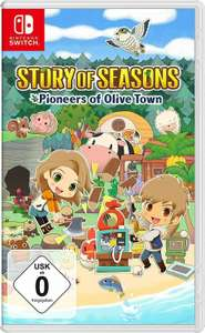Story of seasons: Pioneers of olive town // Nintendo Switch