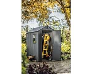 [hornbach TPG / toom] Keter Gerätehaus 'Darwin 6x4' oder Universalbox oder Mülltonnenbox