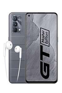 realme GT Master Edition Smartphone, 778G 5G, Samsung AMOLED 120Hz 65W 64MP Hauptkamera NFC 6 + 128GB